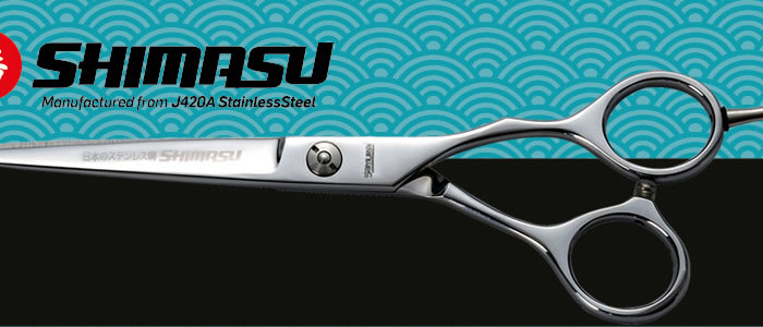 SHIMASU Professional Salon Scissors