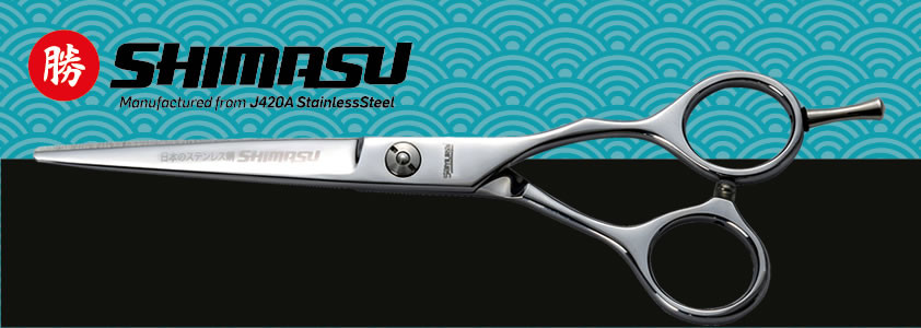 SHIMASU Professional Salon Scissors